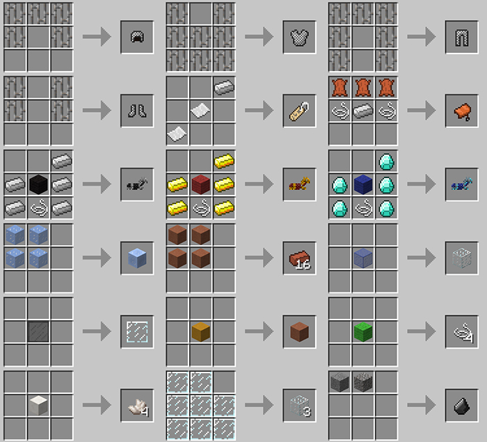 Minecraft Custom Crafting Recipes Tutorial