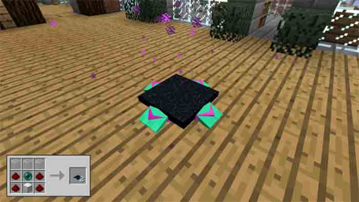 Telepads Mod for Minecraft 1