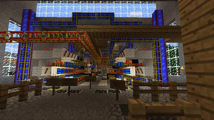 Minecraft Blueprint Mod Buildcraft Mod For Minecraft