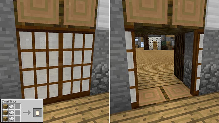 Malisis Doors Mod For Minecraft 1 8 9 1 8 1 7 10