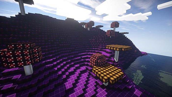 Tron Inspired Resource Pack for Minecraft