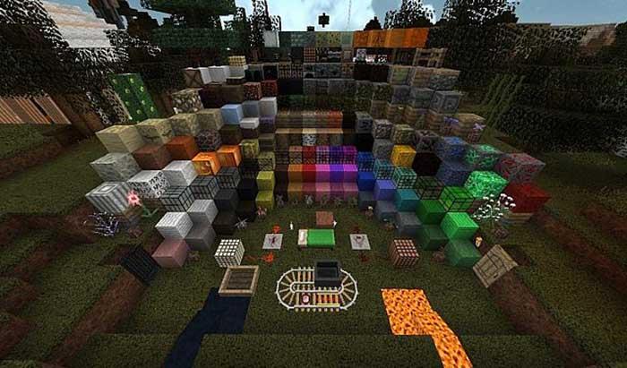 Skyrim Resource Pack for Minecraft
