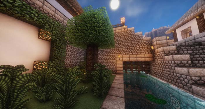 David's Detailed Resource Pack for Minecraft