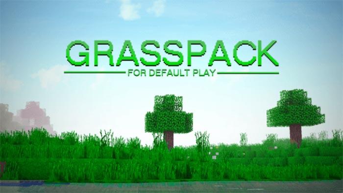 GrassPack Resource Pack for Minecraft