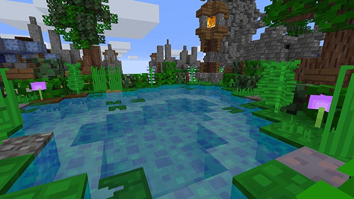 Cubix Resource Pack for Minecraft
