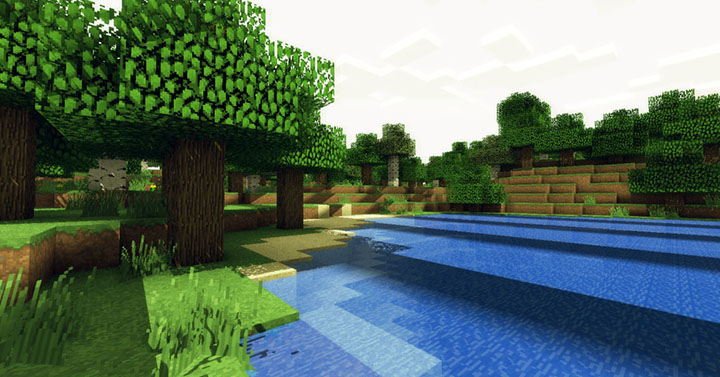 GLSL Shaders Mod for Minecraft 1.8