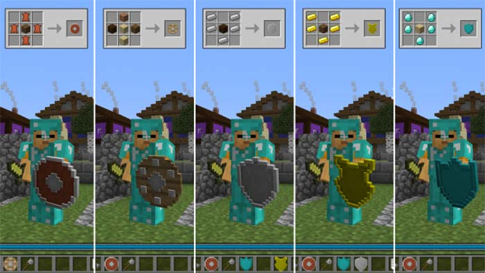 Mine And Blade Battlegear 2 Mod For Minecraft 1 7 10