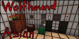 Wolfhound Asian Resource Pack for Minecraft 1.8.9