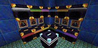 MultiStorage Mod for Minecraft