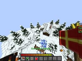 Christmas Brawl Map