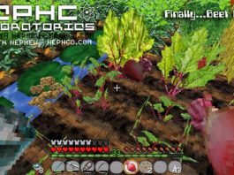 Biological Textures Resource Pack