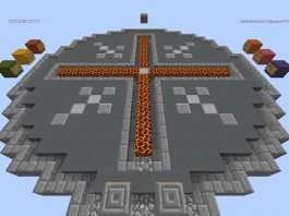 Magma Runner Map for Minecraft